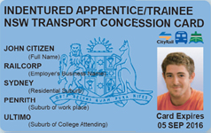 NSW Apprentice/Trainee